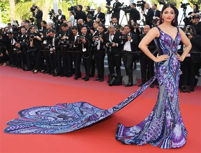 Aishwarya Rai Cannes 2018