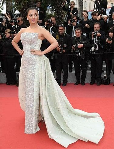 Aishwarya Rai Cannes Festival