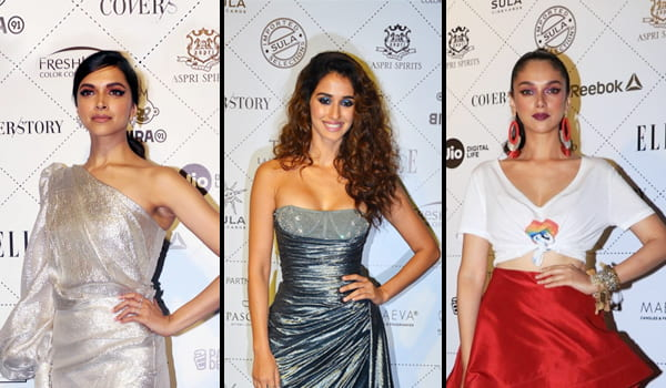 B-Town Ladies Left Us Spellbound At Elle Beauty Awards 2018