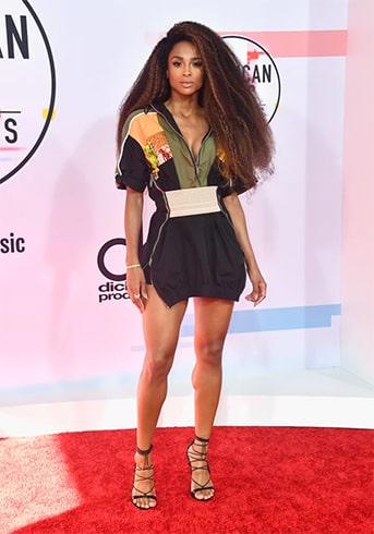 Ciara at AMA 2018