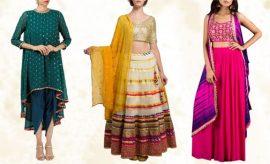 Dandiya Outfit Ideas