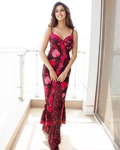Disha Patani Arpita Mehta Outfit