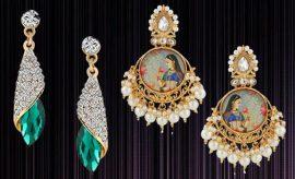 Earrings For Diwali
