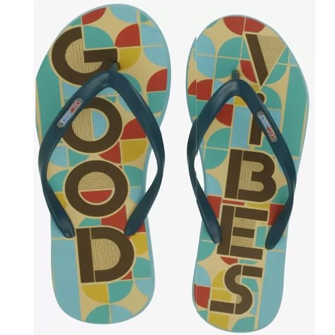 Flipside Good Vibes Slippers