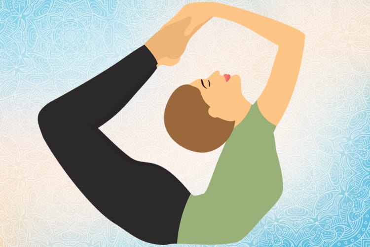 How To Do Dhanurasana