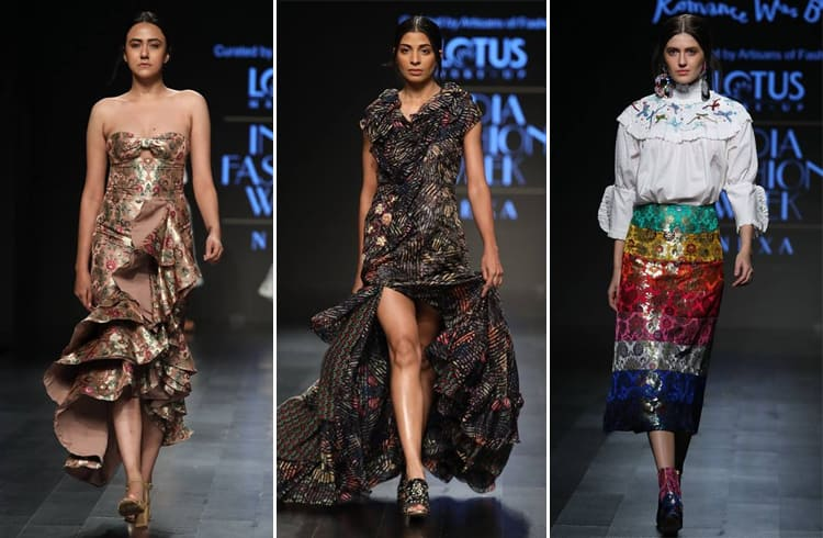 India Australia Fashion Textile Collaboration