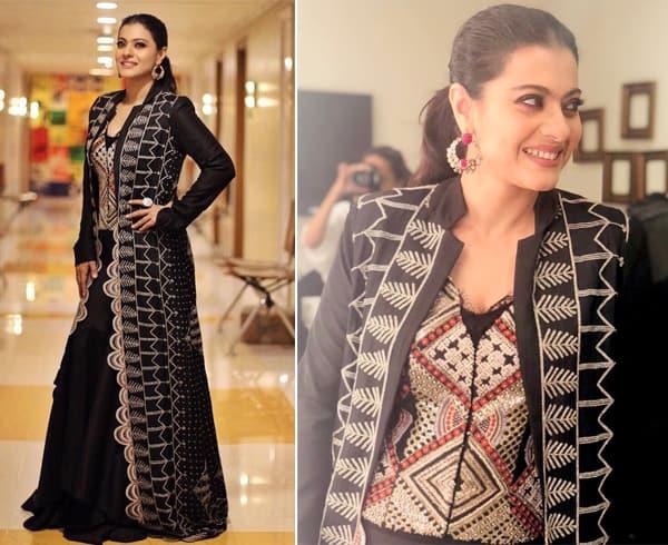 Kajol Anamika Khanna outfit