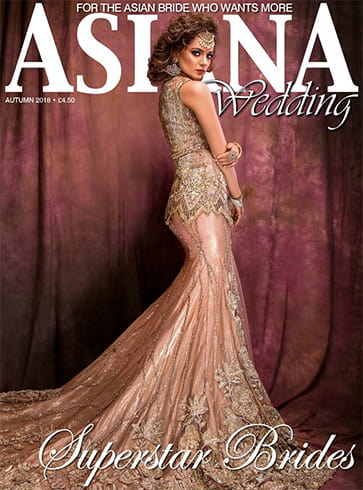 Kangana Ranaut On Asiana Wedding Magazine