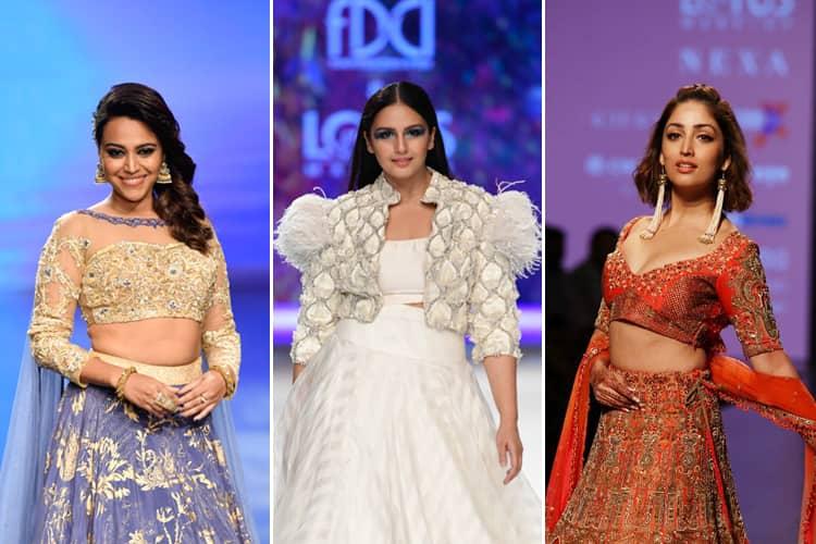 Lotus Makeup India Fashion Week SS19