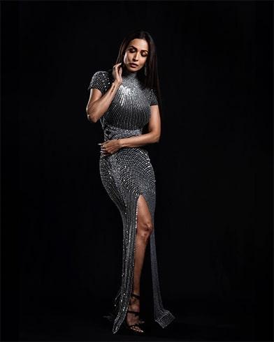 Malaika Arora Yousef Aljasmi gown