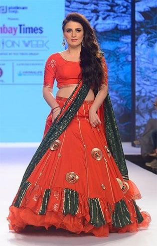 Radhika Madan BTFW 2018