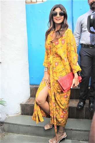 Shilpa Shetty Neha Baby Shower