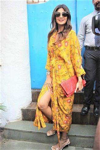 Shilpa Shetty Neha Baby Shower