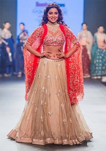Shriya Saran BTFW 2018