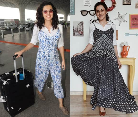 Taapsee Pannu Snapped
