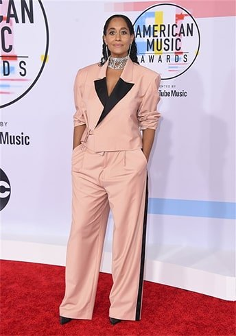 Tracee Ellis Ross at AMA 2018
