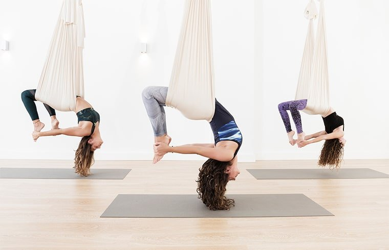 Aerial Yoga Weight Loss