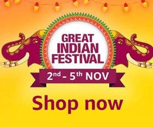 Amazon Great Indian Festival Diwali