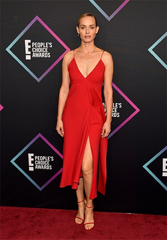 Amber Valletta Peoples Choice Awards 2018