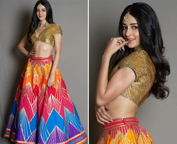 Ananya Pandey Diwali Celebrations