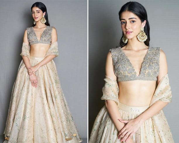 Ananya Pandey at Diwali Party