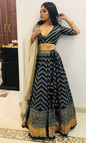 Bhumi Pednekar Diwali Celebrations