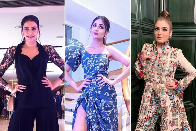 Celebs at asiaSpa Fit and Fabulous Awards 2018
