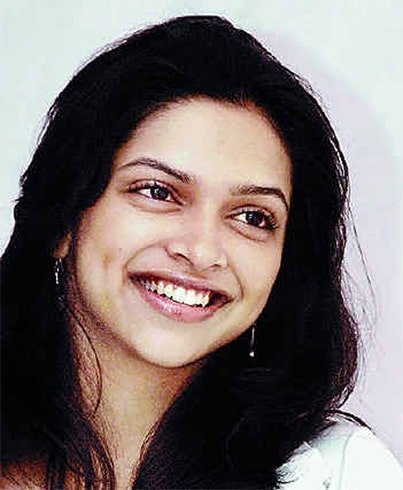 Deepika No Makeup