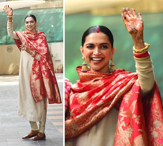 Deepika Padukone After Marriage