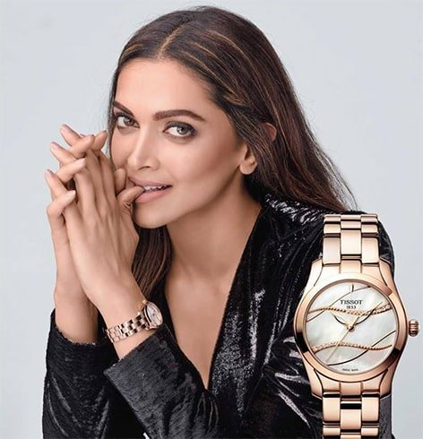 Deepika Padukone Brand Endorsements