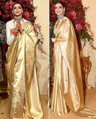 Deepika Padukone Ranveer Singh At Their Bengaluru ...