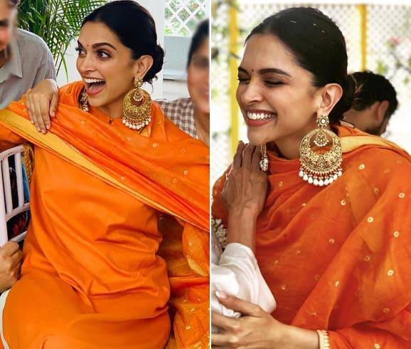Deepika Padukone Pre-wedding functions