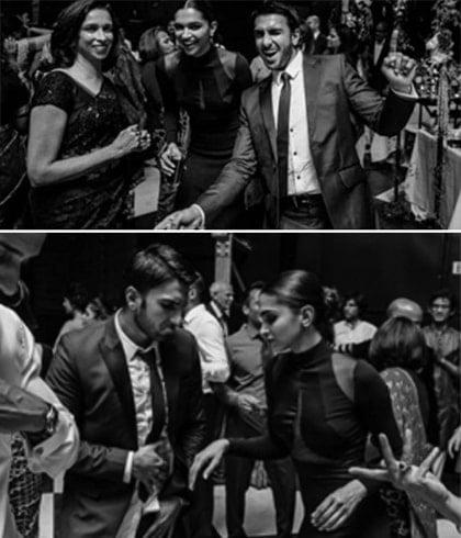 Deepika Padukone Ranveer Singh Engagement