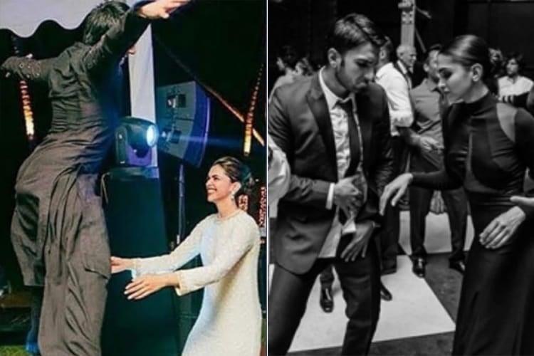 Deepika Padukone Ranveer Singh pre-wedding