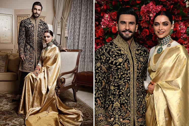 Deepika Padukone And Ranveer Singh Reception Ceremony