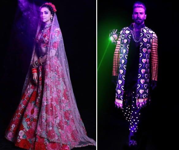 Deepika Ranveer Post Wedding Celebrations