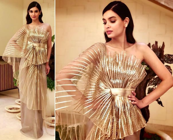 Diana Penty At IFFI 2018 Closing Ceremony