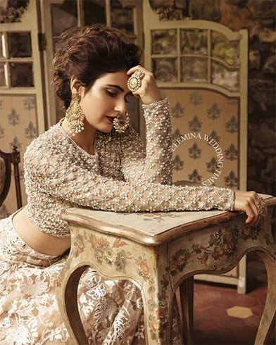 Fatima Sana Shaikh Femina Wedding Times