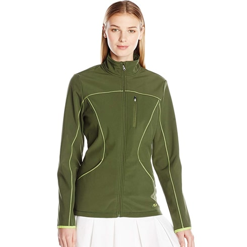 Fila Tennis Uplands Kiwi Jacket