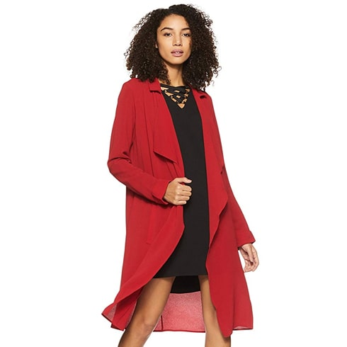 Forever 21 Red Jacket