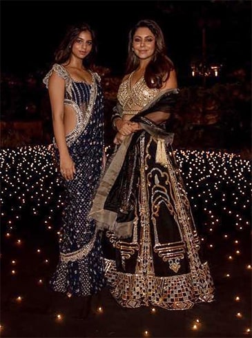 Gauri Khan at Diwali Party