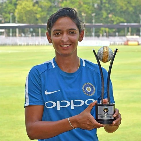 Harmanpreet Kaur Titles
