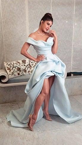 Jacqueline Fernandez At Lux Golden Rose Awards 2018