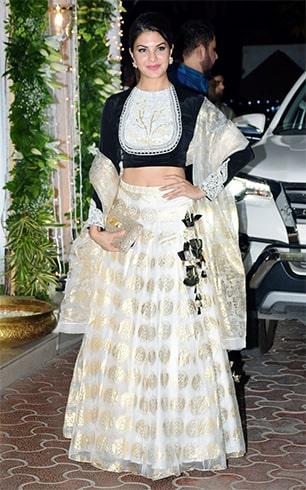 Jacqueline Fernandez Diwali Party