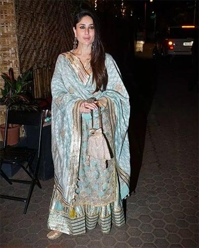 Kareena Kapoor Simar Dugal Suit