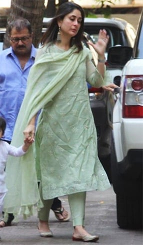 Kareena Kapoor Diwali Celebrations