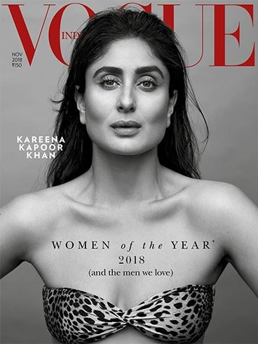 Kareena Kapoor Vogue India November 2018