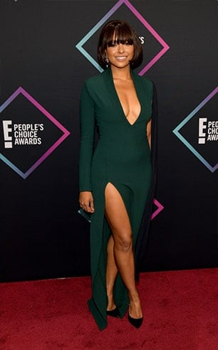 Kat Graham Peoples Choice Awards 2018