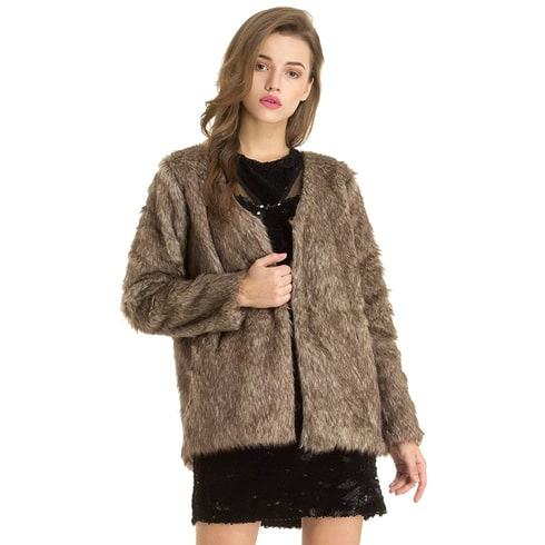Kazo Fur Jacket