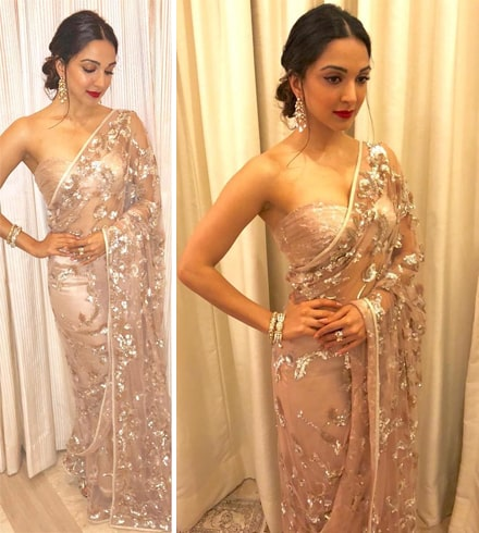 Kiara Advani at Diwali Party